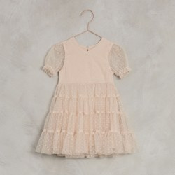 Dottie Dress Light Peach 10