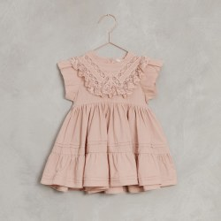 Goldie Dress Dusty Rose 2