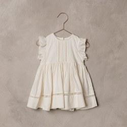 Isla Dress Ivory 4