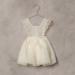 Provence Dress Ivory 6