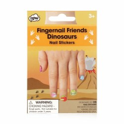 Fingernail Friends- Dinosaurs