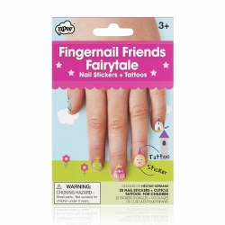 Fingernail Friends- Fairytale