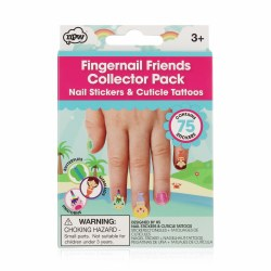 Fingernail Friends Multi Pack