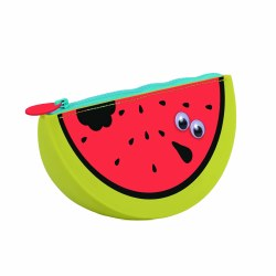 VibeSquad Watermelon Scented Pencil Case