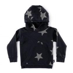 Star Hoodie Black 2/3
