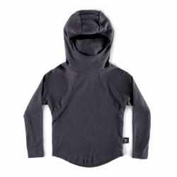 Ninja Hooded Shirt Iron 4/5