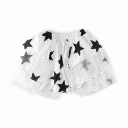 Star Layer Tulle Skirt W 2/3