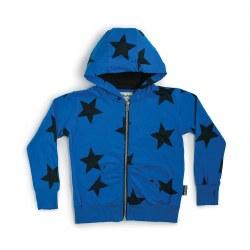 Star Light Zip Hoodie Bl 4/5