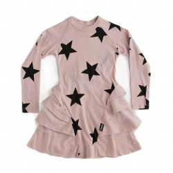 Star Layered Dress Pink 2/3