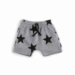 Star Rounded Short Grey 6/7