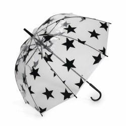 Star Umbrella Clear