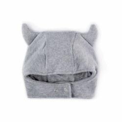 Viking Snap Hat Grey 0-6M