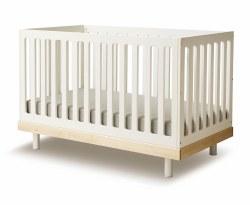 Oeuf Classic Crib-Birch