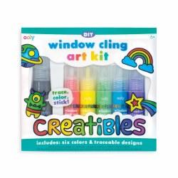 Creatibles DIY Window Cling Art Kit