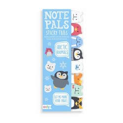 Note Pals Sticky Tabs Arctic Animals