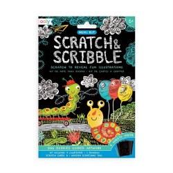 Scratch & Scribble Mini Kit Bug Buddies