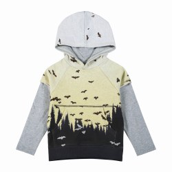 Dusk Flight Layer Hoodie 5