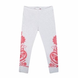 Embroider Print Legging 3