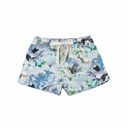 Hawaiian Baby Trunks 3M