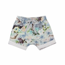 Hawaiian FT Baby Short NB