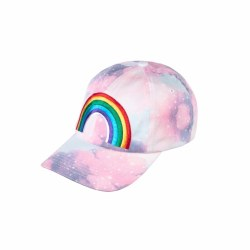 Rainbow Clouds Cap S