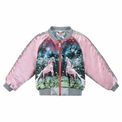 Satin Bomber Dusk Unicorn 10
