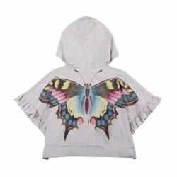 Star/Wings Oversize Hoodie 5