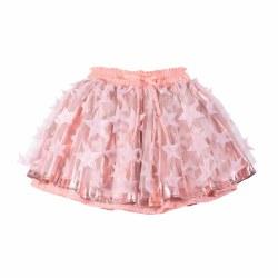 Tulle Star Skirt Pink 2