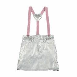 Unicorn Emb Skirt w Braces 3