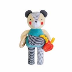 Organic Activity Toy Busy Bear