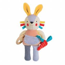 Organic Activity Toy Busy Bunny