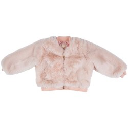 Bomber Jacket Powder Pink 6