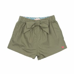 Camp Bow Short Olive 4