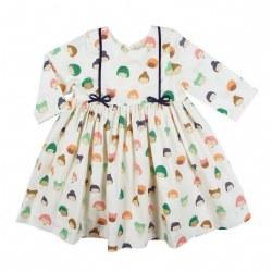 Dollie Dress Multi Dolls 3