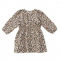 Hadley Dress Leopard Org 3