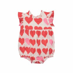 Jennifer Bubble Hearts 3-6M