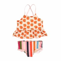 Joy Tankini Oranges 2