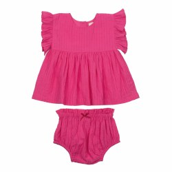 Kit Set Shocking Pink 18-24M