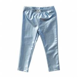 Legging Dusty Blue Lame 3