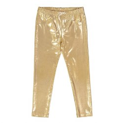 Legging Gold Lame 3