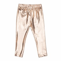 Legging Rose Gold Lame 5