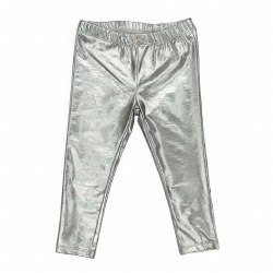 Legging Silver Lame 3