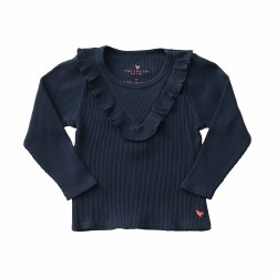 Marly Top Dress Blues Org 3