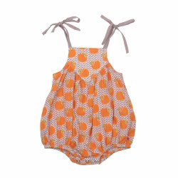Monroe Bubble Oranges 6-12M