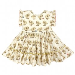 Niley Dress Baby Chicks 7