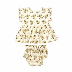 Niley Set Baby Chicks 3-6M
