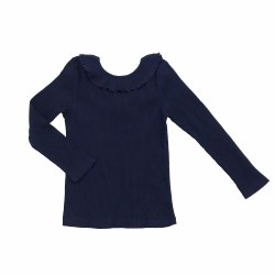Princess Diana Top Navy 3