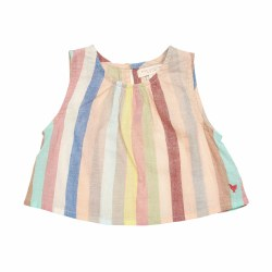 Theodore Top Vintage Stripe 5