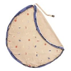 Playmat/Storage Bag Outdoor Sea