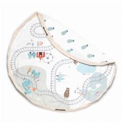Playmat/Storage Bag Trainmap